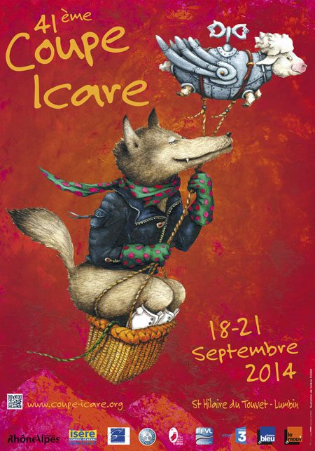 Coupe Icare 2014
